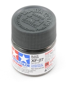 Tamiya Acrylic Mini XF-27, Black Green