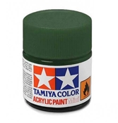 Tamiya Acrylic Mini XF-73, Dark Green 10ml