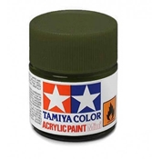 Tamiya Acrylic Mini XF-74, Olive Drab 10ml