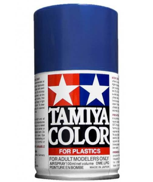 Tamiya TS-15 Blue Spray Lacquer