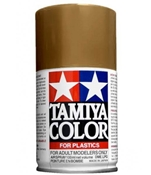 Tamiya TS-21 Gold Spray Lacquer