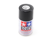 Tamiya TS-40n Metallic Black Spray Lacquer