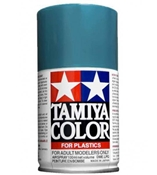 Tamiya TS-54 Light Metallic Blue Spray Lacquer