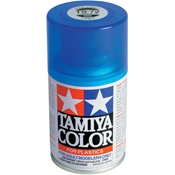 Tamiya TS-72 Clear Blue Spray Lacquer