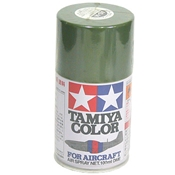 Tamiya AS-14 Olive Green Aircraft Spray