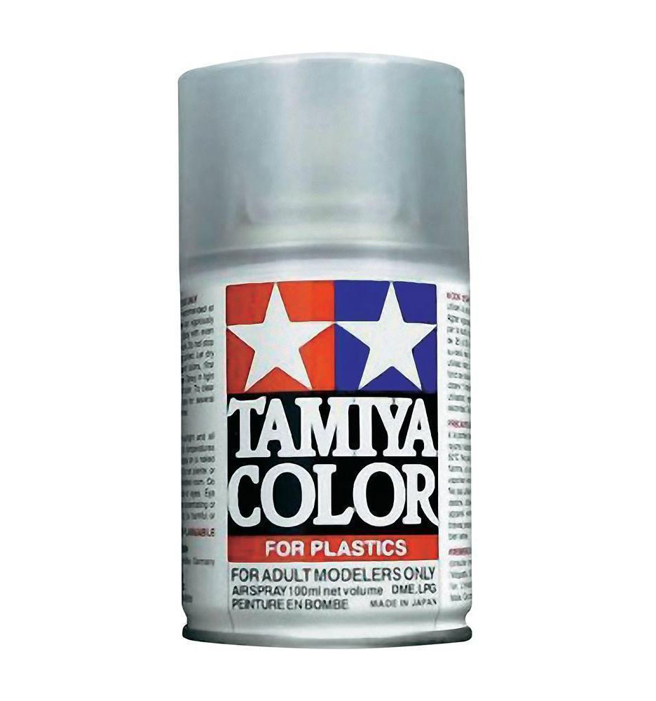 Tamiya Spray Lacquer TS-65 Pearl Clear 3 oz