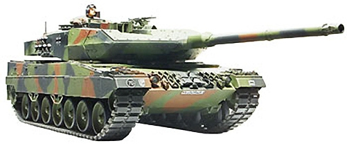 Tamiya 1/35 Leopard 2 A6 Main Battle Tank