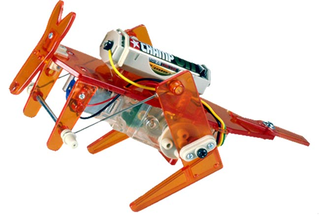 Mechanical Kangaroo - Tamiya 71102