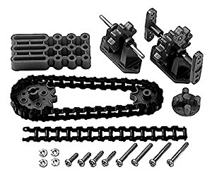 Ladder Chain and Sprocket Set - Tamiya 70142
