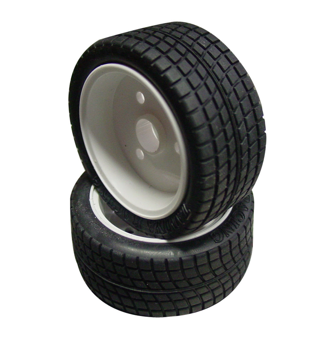 56mm Sports Tire/Wheel Set - Tamiya 70111