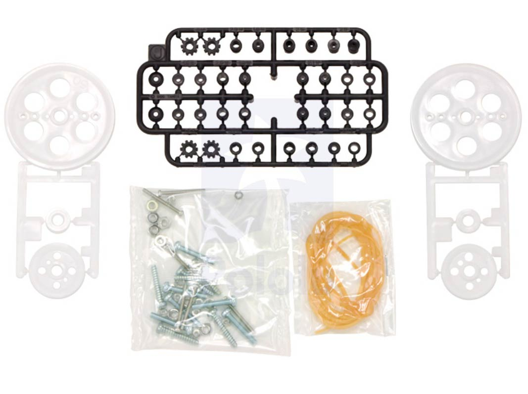 Small Pulley Set - Tamiya 70140