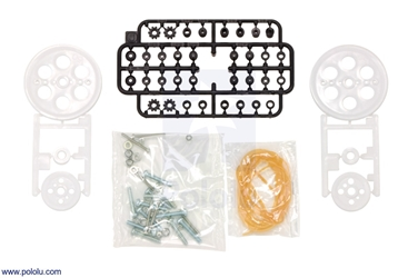 Large Pulley Set - Tamiya 70141