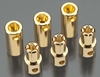 Tekin Solid High Power 5.5mm Gold Connector (3)