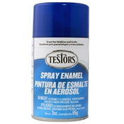 Testors 1211 Gloss Dark Blue Spray Enamel 3oz