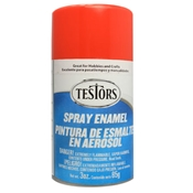 Testors 1231 Gloss Bright Red Spray Enamel