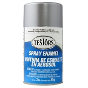 Testors 1246 Metallic Silver Spray Enamel 3oz