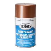 Testors 1251 Metallic Copper Spray Enamel 3oz