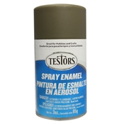 Testors 1265 Flat Olive Drab Spray