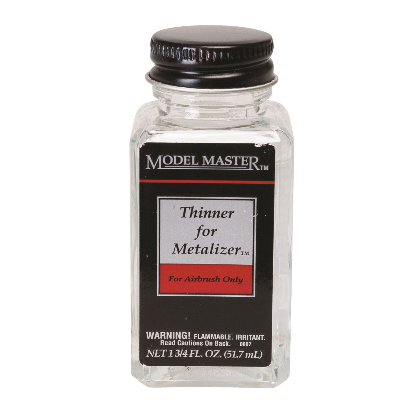 Testors Metalizer Thinner 1-3/4 oz