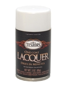 Testors One Coat Lacquer - White Lighting