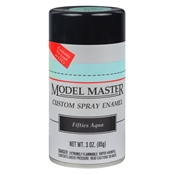 Model Masters 3oz Spray Enamel - Fifties Aqua