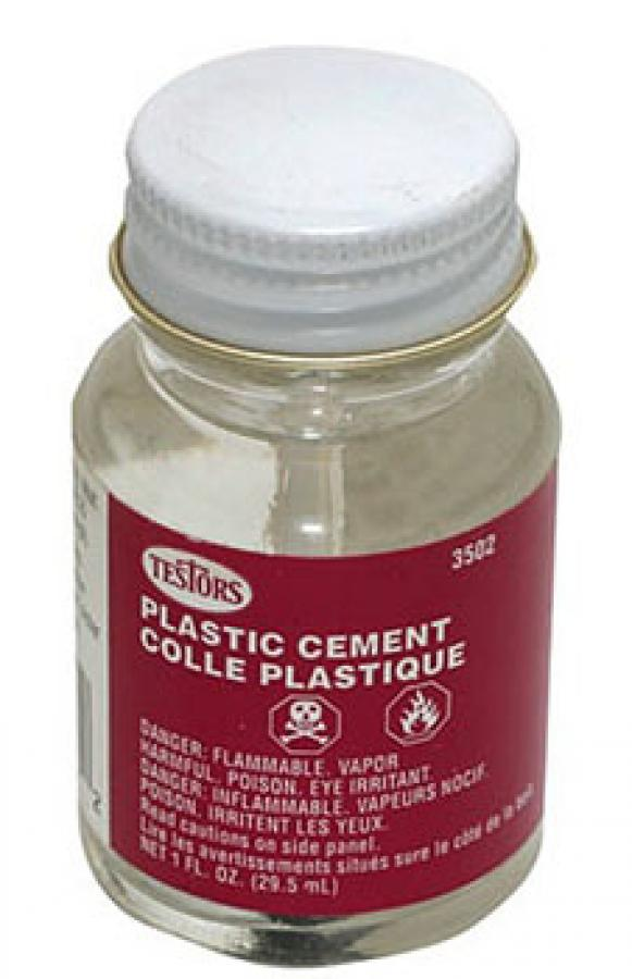 Liquid Cement, 1oz.