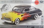 49 MERCURY CUSTOM METAL MODEL KIT 1:43