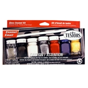 Testors 9115 Gloss Enamel Kit