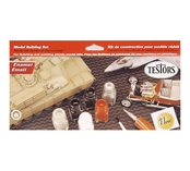 Testors Model Building Paint Set - 7 Bottles