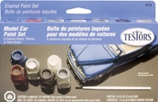 Enamel Kit:Model Car,6 Colors