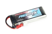 910mAh 2-Cell/2S 7.4V ProLite + Power 25C LiPo JST