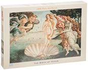 The Birth of Venus 1000 pc Art Puzzle