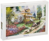 Riding Fun Tomax 1000 Piece Puzzle