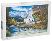 The Church of Ramsau Puzzle 1000pc