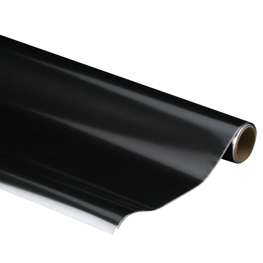 Top Flite MonoKote Black 6'  FLAT FINISH