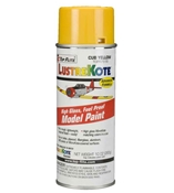 Top Flite LustreKote Spray Cub Yellow 10 oz
