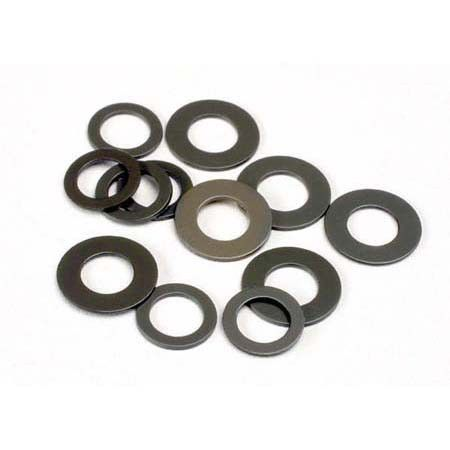 Fiber Washers Lg & Sm:S,H,SS