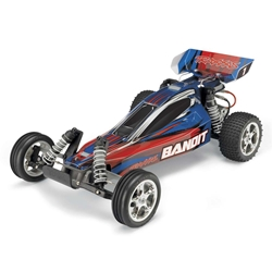 BANDIT 1/10 EXTREME SPORTS BUGGY RTR W/ iD BATTERY & 4AMP PEAK DC CHARGER