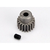 Traxxas 2419 48 Pitch Pinion Gear with Steel Set Screw, 19T