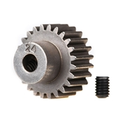 48P Pinion Gear, 24-T, Set Screw