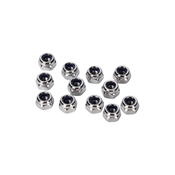 Traxxas 2745 Nylon Locking Nuts, 3mm (12)