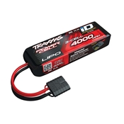 25C 11.1V 3S 3-Cell 4000mAh Lipo Battery
