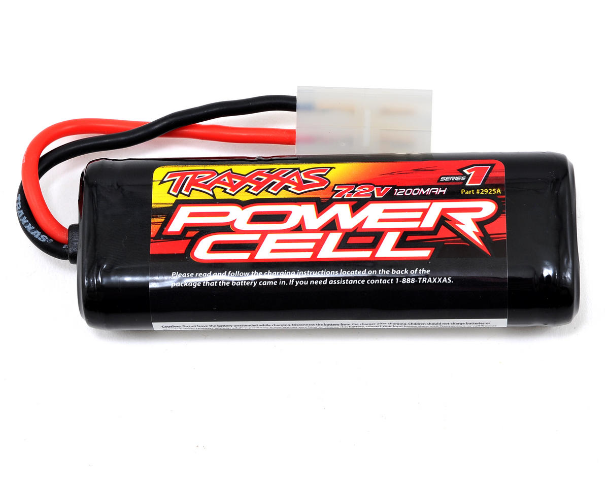 7.2V 1200mah NiMH Battery, LaTrax, Tamiya Connector