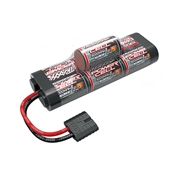 7-Cell 8.4V Hump 5000mAh NiMH Battery w/TRA Conn