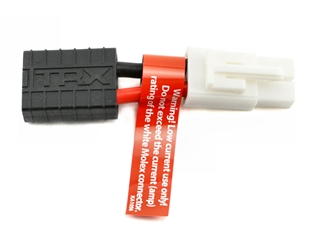 Traxxas Female Connector to Tamiya male Adapter