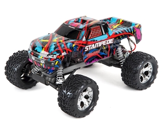 Stampede 1/10 RTR Monster Truck (Courtney Force)