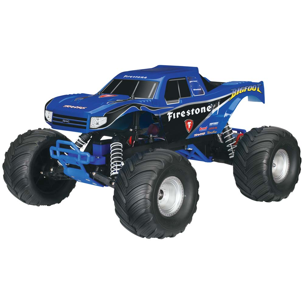 Traxxas Bigfoot RTR W/XL-5 ESC