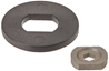 Brake Disc,Shaft-Disc Adapt,NRU by Traxxas