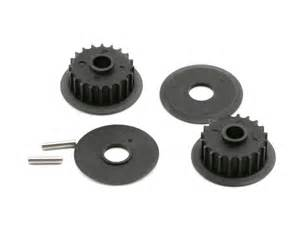 Traxxas 4895 Middle Pulleys, 20 Groove