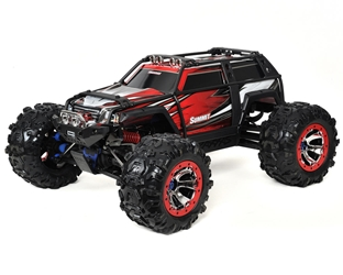 Traxxas 1/10 Summit 4WD Monster Truck RTR with TQi 2.4GHz